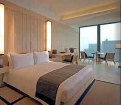 Luxury Hotels Tokyo, Aman Tokyo Album and Picture Tour - picture tour