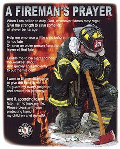 God Bless the brave firemen
