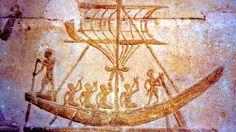 Μεγάλοι Θαλασσοπόροι: Ποιο ήταν το πρώτο πλοίο της Ιστορίας που αναφέρετ...