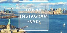 New York City is an Instagram friendly place. After living here for many years I have found some spots that I love to return to depending on the season and the time of day. There is no shortage of Instagram-worthy locations in NYC and this