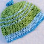 20+ Free Child & Baby Hat Patterns: {Crochet} : TipNut.com