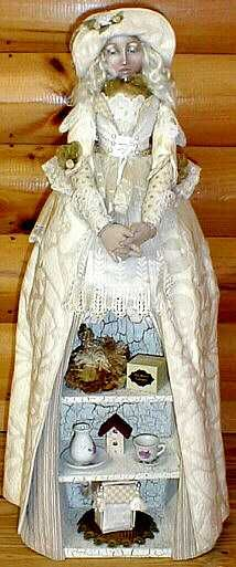 By Christine Shively - This would be perfect for Amanda!  -  This website has a kajillion art dolls, patterns and links:  clothdollpatterns...