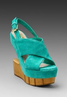 d0b3e2007456 DOLCE VITA Haylo Wedge Reg   169.00 Color  Teal Funky Shoes