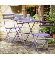 Gartentische - Tisch-Set Arc En Ciel - Möbel Ryter - Möbel auf Mass Bern / Thun