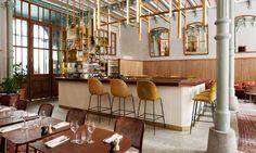 Salle de restaurant Le Camondo Paris