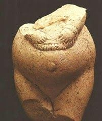 The Limestone Venus of Kostenky (c.20,000 BCE) Russia