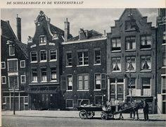 schillenboer Schillenboer Westerstraat, foto Jaap Doeser uit 1947<br />Bron;Flickr