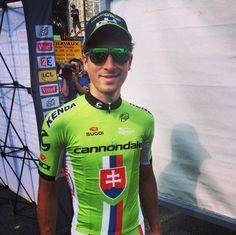 Peter Sagan will be in green in Paris TDF2014