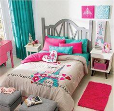 Kleines Schlafzimmer Einrichten Grüngelb Wandfarbe Nachtkonsole | Kids  Interior | Pinterest | Interiors