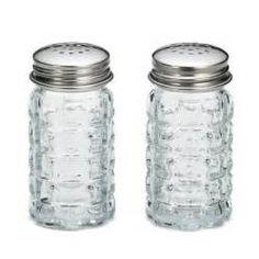 Search Beaker salt and pepper shakers. Views 212454.