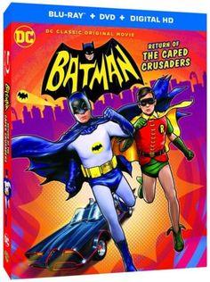 Spettacoli: #Batman: #Return of the Caped Crusaders - nuovo trailer del film d'animazione con le voci... (link: http://ift.tt/2bAIzFn )