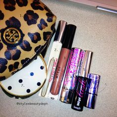 Style x Beauty Dept: Beauty Essentials