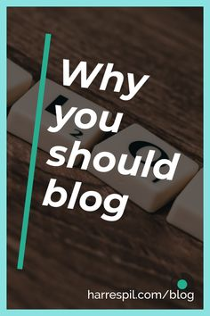 Blogging will help you gain more #visibility for your #business. Click on the link to discover other advantages.  #contentcreation #marketing #digitalmarketing #freelancer #blog #entrepreneur Content Marketing, Affiliate Marketing, Digital Marketing, Growing Your Business, Starting A Business, List Of Websites, Improve Yourself, Finding Yourself, Market Segmentation