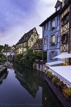Colmar, Alsace, France. © Brian Jannsen Photography