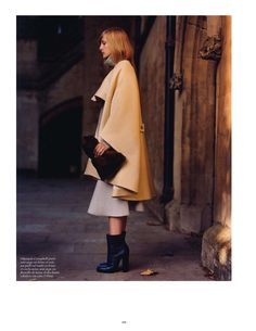 Vogue Paris - Celine