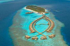 Heavenly Lily Beach Resort & Spa In Huvahendhoo, Maldives
