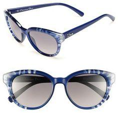 Christian Dior 'Tiedye' OptylTM 58mm Sunglasses