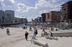 Worldchanging | Evaluation + Tools + Best Practices: HafenCity: A Case Study on Future-Adaptive Urban Development