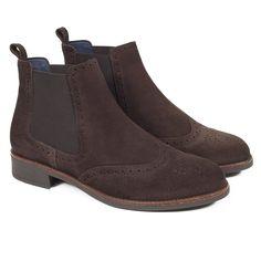 0ed37a19 Botín mujer tipo OXFORD de piel marrón – miMaO made in Spain – miMaO  ShopOnline Zapatos