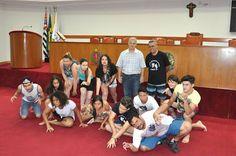 PROJETO INICIAÇÃO TEATRAL: Projeto Iniciação Teatral na Camara Municipal de O...