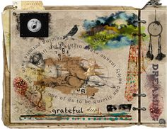 https://flic.kr/p/P2VQDa | [GRATITUDE] BEDTIME |   For 30 Days of Gratitude, an art journaling challenge at The Lilypad. Elements from Celina Curtis, Etc. by Danyale, Tangie Baxter, Lynne-Marie, Dawn Inskip, Rebecca McMeen, Sissy Sparrows, Beth Rimmer, and Quirky Heart. I suspect the yawning moon is from Artefacts, and have no idea who made the teddy bear. #artjournal #digitalartjournaling #digitalart #the_lilypad