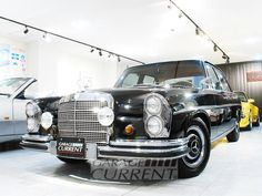 mercedes amg w109 300sel 6 3 6 8 rote sau wheels of industry pinterest mercedes amg. Black Bedroom Furniture Sets. Home Design Ideas