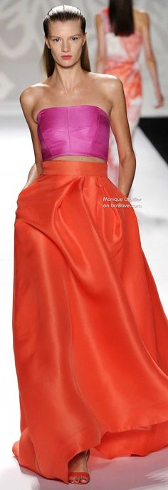 Featured Collections – New York Fashion Week Spring 2014 Monique Lhullier