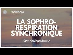 Sophrologie - La Sophro-Respiration Synchronique - YouTube Relaxation Yoga, Zen, Respiration, Meditation Videos, Qi Gong, Reiki, Affirmations, Sports, Best Practice