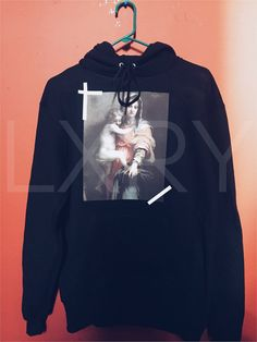 c4e0a12f72e0 Yeezus Pablo TLOP Madonna Off-White hoodie Tour Bleached Off White Hoodie