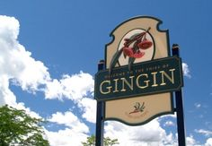 Signs of the Times: 3rd place - Commercial Pylon Signs (2009) - Gingin Entry Sign - Designer: Rebecca Fischli
