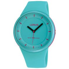 Lorus Analog Sport Watch - Blue - Online Only Sport Watches, Black Silver, Cool Things To Buy, Canada, Sports, Blue, Accessories, Clocks, Hs Sports