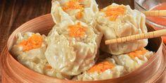 Chinese Seafood Recipe, Seafood Recipes, Brownies Kukus, Siomai, Cafe Menu, Indonesian Food, Medan, Dim Sum, Cabbage