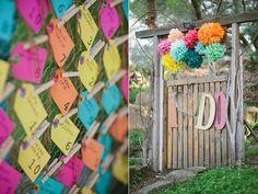 California DIY Wedding