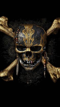 Pirates of the Caribbean Dead Men Tell No Tales 2017 Phone Wallpaper Movie Backgrounds MovieW Pirates of the Caribbean Dead Men Tell No Tales 2017 Phone Wallpaper Movie Backgrounds MovieW pinnedby me pinnedby me Movies Wallpaper nbsp hellip Pirate Skull Tattoos, Pirate Tattoo, Phone Wallpaper For Men, Skull Wallpaper, Caribbean Art, Pirates Of The Caribbean, Jack Sparrow Tattoos, Jack Sparrow Wallpaper, Bateau Pirate