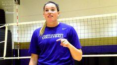 2015 Volleyball Preseason - Sarah Patterson
