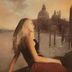 Antonio Sgarbossa ~ Sognando a Venezia