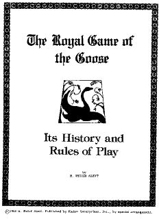 Online book - The Royal Game of the Goose and of the Phaistos Labyrinth. History, game rules, comparison to other ancient games I Love Games, Fun Games, Games To Play, Medieval Games, Kids Playing, Playing Games, Horrible Histories, Wood Games, Youth Activities