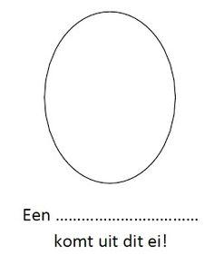Wat komt er uit het ei... ?