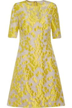 a2640cb84c Kate Middleton Wore a Yellow Dress in Germany and Made the World Stand  Still. Jasmine Mawyer · Knee-length dresses ...