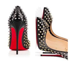 1d58091068cb Follies Spikes  Christian Louboutin  1295.00  Nice