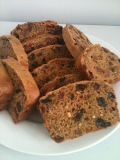 Welsh Bara Brith from the first Great British Bake Off recipe book, fantastic lightly toasted or served plain with or without butter.