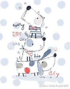 Dog Days...