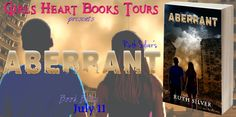 Kelly P's Blog: Book Blitz ~ Aberrant by Ruth Silver