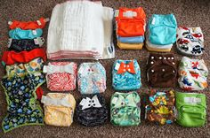 C, G & Mr. B: Family, Friends & Fun: Cloth Diapering