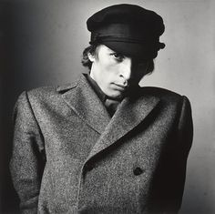 Irving Penn. 'Rudolf Nureyev, New York', 1965. National Portrait Gallery, Smithsonian Institution.