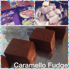 Caramello Fudge