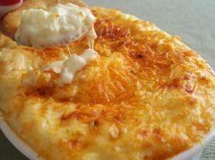 HEAVEN!!! Baked Sweet Onion Cheddar Dip. Photo by *Parsley*