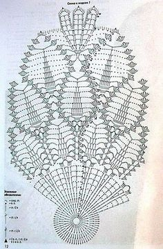 Round Pineapple Tablecloth 7592 pattern by The Spool Cotton CompanyKira scheme crochet: Scheme crochet no.How to Crochet BobblesBest 12 pattern only, no info about diameter – Page 389842911492295806 – SkillOfKing.Photo from album Crochet Doily Diagram, Crochet Doily Patterns, Crochet Mandala, Crochet Chart, Crochet Motif, Crochet Flowers, Crochet Stitches, Crochet Table Topper, Crochet Tablecloth