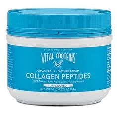 Vital Proteins Pasture-Raised, Grass-Fed Collagen Peptides, (10 oz)