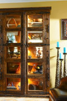 Elegant Rustic Western Furniture Store – The best source for custom built western furniture and the best furniture store experience. Southwest Decor, Southwestern Decorating, Western Furniture, Rustic Furniture, Furniture Ideas, Spanish Home Decor, Spanish Homes, Ranch Decor, Tuscan House